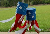 Red, White And Blue / by Mandy Bailey Swinson