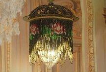 chandeliers / by ja shobe