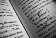harry potter ϟ / we are the harry potter generation. / by Carlin Katerberg