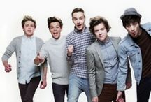Everything One Direction / One Direction: Harry Styles, Louis Tomlinson, Liam Payne, Niall Horan, Zayn Malik / by M Magazine