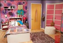 Room Style / How to decorate your bedroom like your favorite celebs and characters on TV! / by M Magazine
