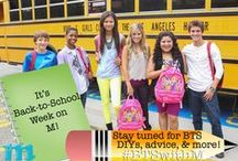 #BackToSchoolWithM / by M Magazine