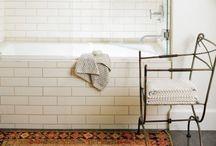 Bathroom tiles / Inspiration for project bathroom re-tile