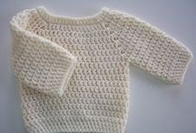 Crochet layette