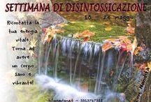 Settimana DISINTOSSICAZIONE - DETOX week