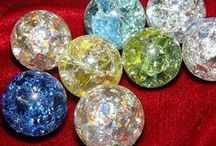 Paperweights and Marbles... / by Patty Chapman