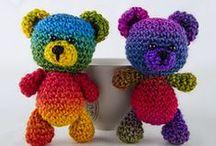 Knitting / Crochet Toys / toys