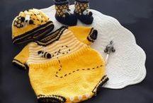 Knitting  and Crochet for babies/children