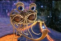 Congregation of The Flying Spaghetti Monster / A Pastafarian group board. - Follow FSM by following this board.