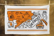Detroit, Michigan / Our hometown!