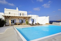 Luxury Villas in Mykonos / Aesara Luxury Villa in Mykonos, Greece. Member of the Luxury Footprints Collection