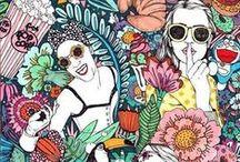 Ana Jarén Illustrations / Illustrations - Ilustraciones - Art - Drawings - Illustrator -