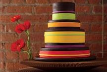 Wedding Cakes / Wedding cakes, wedding toppers, wedding dessert tips and ideas. Plus for the beach cake theme...oceans, tropical sea shells, sand and nature, all come together in your wedding cake.