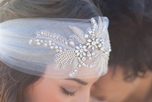 Wedding Hairstyles / What else is there to say? Your wedding is about the cake, the dress and THE HAIR!!!!  Every girl knows that!