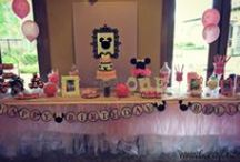 Party Ideas / A collection of our favorite party ideas and treats!