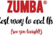 Why I Love Zumba® / by Created by Jill