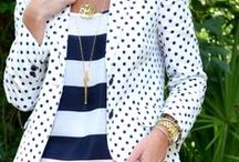 Nautical Attire  / shoes, out fits, and more