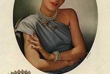 Vintage Costume Jewelry Ads