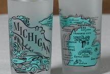 Depictions of Michigan / Michigan, as seen by artists, crafters, makers and nature.