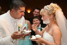 Wedding Funnies / Funny and weird wedding pictures to make you laugh.