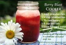 Beverages / Non alcoholic drink and smoothie recipes