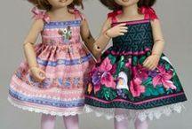 Creative for dolls  / by Linda van Klinken