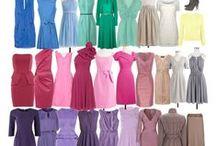 "Color Pallette for ""Light Summer"" / Light Summer is 80% Summer, 20% Spring, medium intensity, considered sort of a neutral season  / by Ann Stearns"