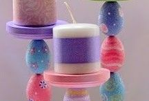 Holiday decor/Easter / decorating your home for Easter including all those EGGS!!! / by Jane Rausch