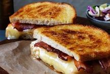 Grilled Cheese Sandwich Month / This board is a collection of grilled cheese sandwich recipes from several recipe contests we have run along with many Pinterest collaborators.  / by Rumiano Cheese Company