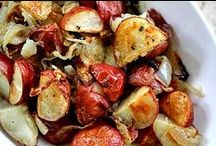 Potatoes / Various yummy potato recipes for main dishes and side dishes.
