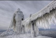 Michigan in Winter / Images of our beautiful state.