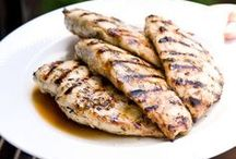 Chicken / Tons of different ways to cook and serve chicken. #Chicken recipes