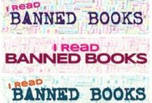 Book Display - Banned Books