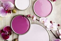 - Pantone's colour of 2014: Radiant Orchid -