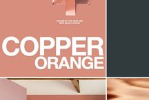 - Flexa's colour of 2015: Copper Orange -