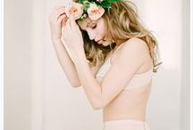 Boudoir beauty /  Inspiration for boudoir photoshoot