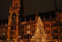 Christmas Markets in Europe / 'Tis the season—Whether you're traveling this year, or have Christmas Markets on your bucketlist!