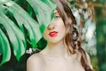 Color bride /