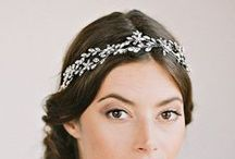 Bridal hairpieces /  Decorate your hair!