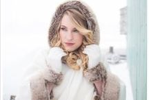 Winter bride / Icy.Snowy.Gorgeous