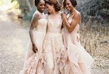 Spring romantic bride