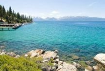 Lake Tahoe : Things to Do, Places to Eat / The Must Sees and Road Less Traveled of Lake Tahoe - A place to find travel recommendations for your perfect trip!