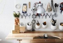 Studio Gem / Creative studio ideas for jewellery, ceramics and other crafty projects and storage