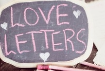 Love Letters / by Johnnie McCrorey