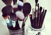 Hair, Nails & Makeup. / by Lauren Shaffer