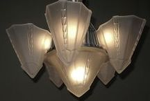 Let There Be Light / Lamps, Candleholders, Chandeliers  / by Picklevalentine