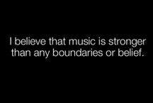 Music makes the world go around    / by Lorraine Williams