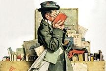 Lectores, libros y laberintos / Lo más cercano al paraíso en la tierra.
