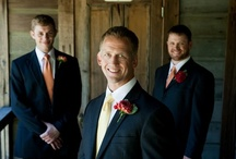 Grooms / Inspiration for groom and groomsmen wedding images. Images by both Chyna Darner Photography and other photographers.