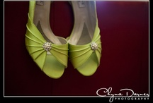 Wedding Shoes / For the love of shoes! Great wedding shoe ideas from colored heels to cowboy boots.